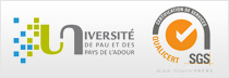 University of Pau and the Adour region | Qualicert