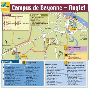 Campus de Bayonne