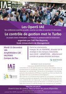 Affiche 3ème OpenS IAE