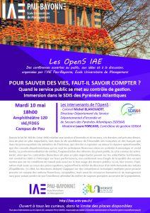 Affiche 7ème OpenS IAE