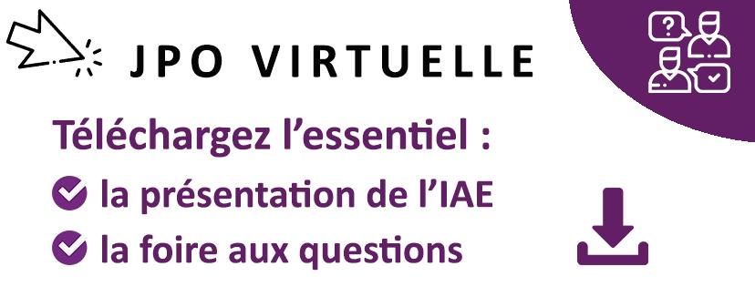 Boîte à infos – IAE Pau-Bayonne